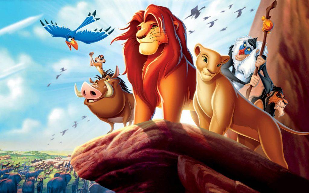 Список персонажей «Короля Льва»
