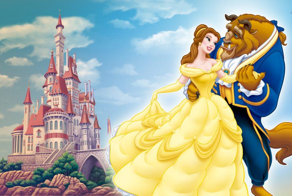 Список персонажей «Красавицы и Чудовища»